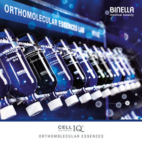 Orthomelekulare Kosmetik von Binella